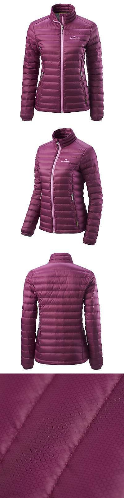 71ac78351f6 ... Jackets and Vests 59285  Kathmandu Heli Womens Lightweight Duck Down  Coat Warm Puffer Jacket V2