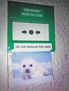 Don't Remove the Seal Best Sarcastic Responses Ever • Page 5 of 6 • BoredBug