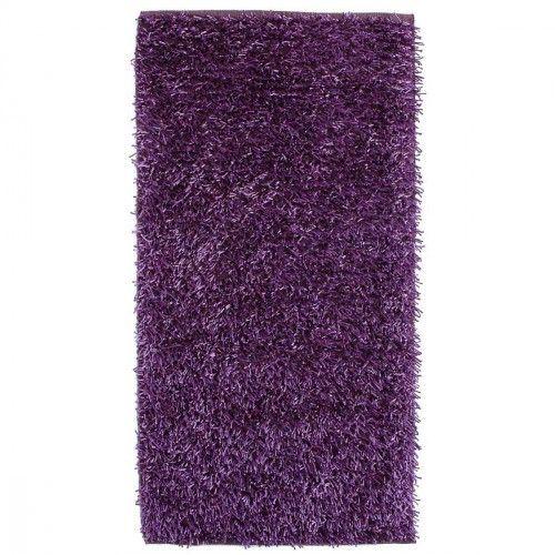 http://www.carillobiancheria.it/tappeto-shaggy-rettangolare-75x140-cm-viola-m906.html  #carillopin