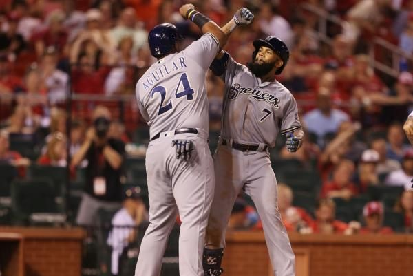 The City of Milwaukee holds its annual Independence Day celebration the night before July 4, but Eric Thames made sure there would be…