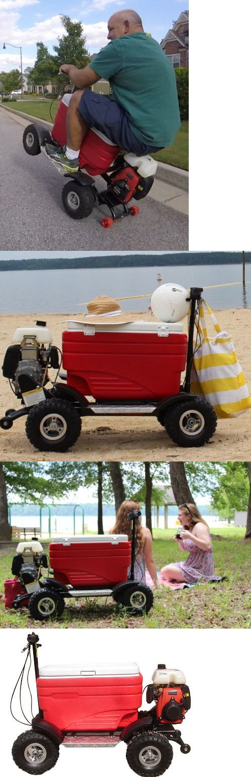 Gas Scooters 75211: Motorized Red Go Kart Cooler, Cruisin In Style, Riding Coolers, Holiday Gifts -> BUY IT NOW ONLY: $799 on eBay!