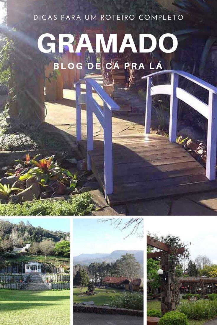 Venha ver no blog De Cá Pra Lá, várias dicas para seu roteiro de viagem a Gramado.