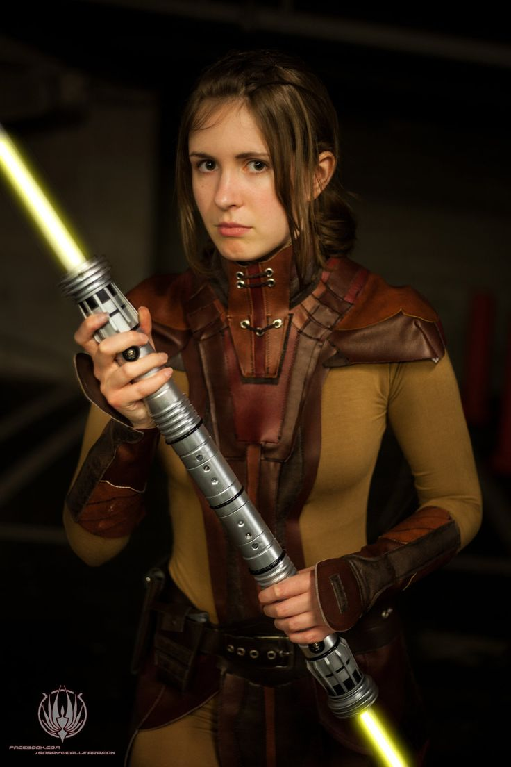Bastila Shan - Star Wars KotOR Cosplay #3 by MagSul.deviantart.com on @deviantART