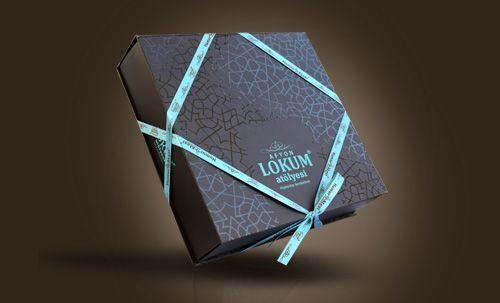 ÇİKOLATA KUTUSU AMBALAJ TASARIMI Lokum Atölyesi için yaptığımız çikolata kutusu ambalaj tasarımı. www.creascreative.com