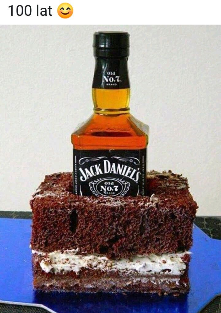 Pin By Monikazi On Zyczenia Urodzinowe Jack Daniels Cake Butter Cream Buttercream Recipe