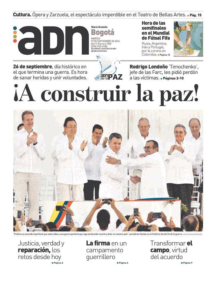 ADN Bogotá