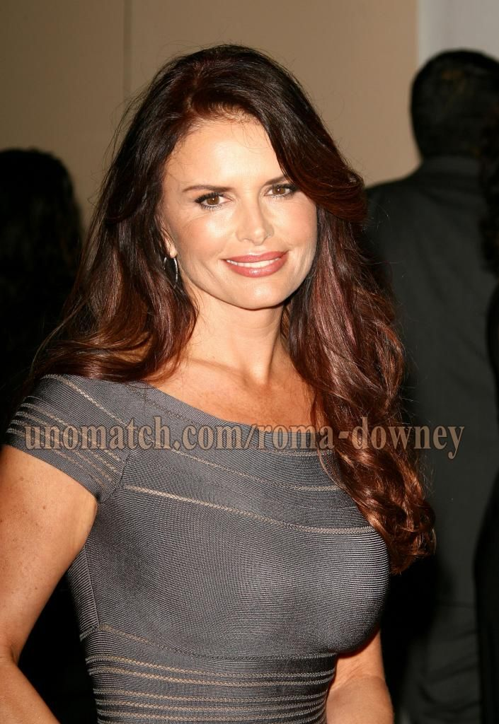 Roma Downey is an Irish actress and Emmy nominated producer from Northern Ireland. She played kind-hearted angel Monica on the American TV series Touched by an Angel.