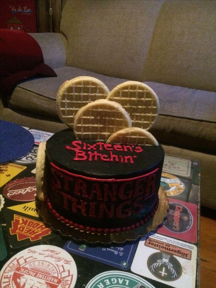 My sixteenth birthday cake definitely doing this for my 15th birthday