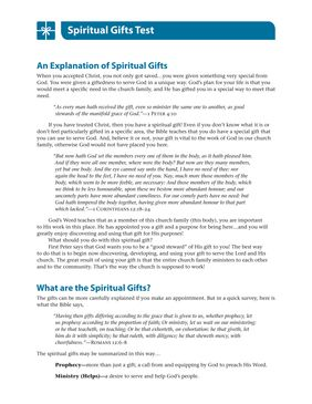 Best 25 spiritual gifts test ideas on pinterest do anything spiritual gifts test negle Images