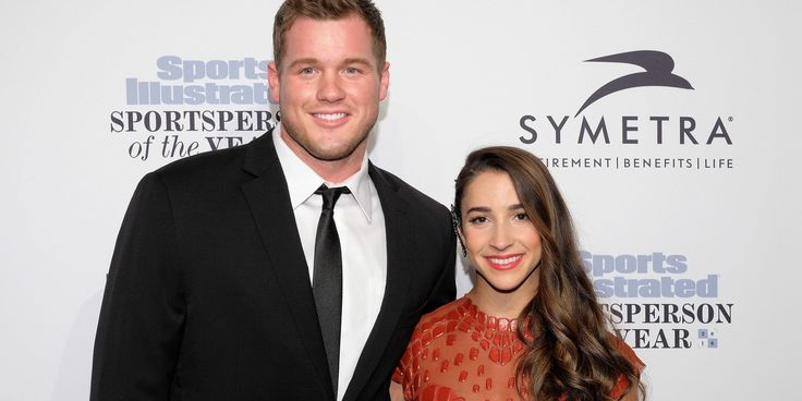 cool Aly Raisman And Colton Underwood Are Dating Because Some Things Are Good