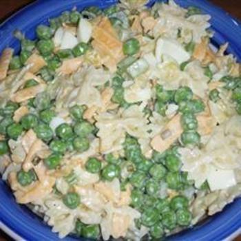 Pea Salad IIFood Pinterest, Ranch Pasta Salad, Side Dishes, Peas Salad, Salad Dresses, Salad Ii, Head Salad, Favorite Recipe, Drinks Pinterest