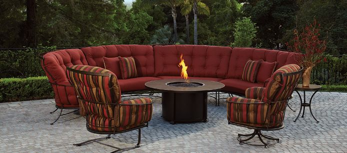 Superbe Modular Outdoor Furniture. (Fine Wrought Iron Furniture) Available In  Different Finishes, Styles
