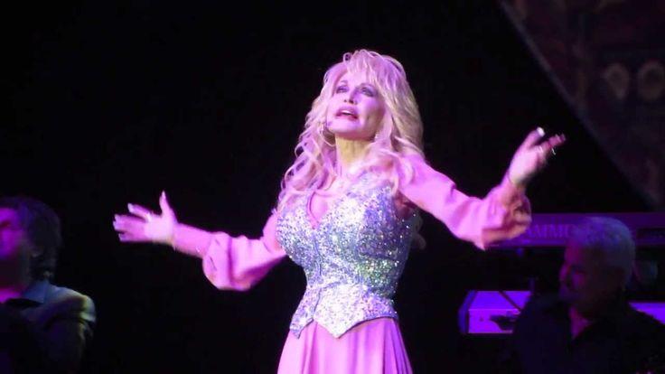 Dolly Parton - BLUE SMOKE WORLD TOUR 2014 - Highlight Video (Auckland, NZ)
