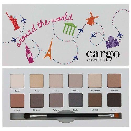 Cargo Around The World Eye Shadow Palette