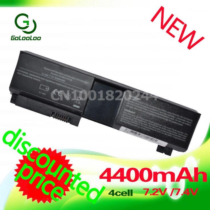 Golooloo 4400mAH Laptop battery for Hp Pavilion tx1000   tx1100  tx2000 tx1200   tx1300  tx2100   tx2500   tx2600 #Affiliate