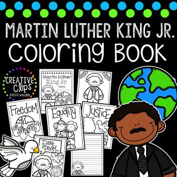 443 best Martin Luther King Day Resources + Activities images on - copy coloring pages of dr martin luther king jr
