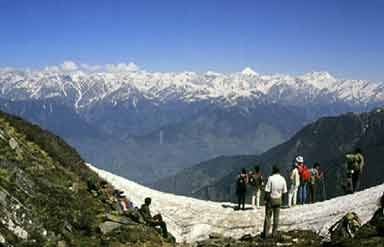 The soul stimulating beauty of this place also makes it a popular destination for Honeymoon Tours in India.