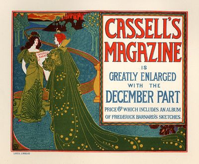 Louis Rhead - PM.30 - Cassell's Magazine