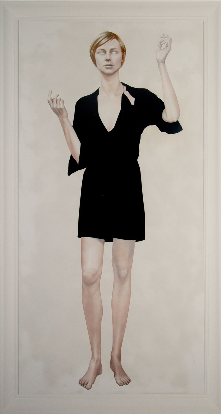 Liz Maw print. Francis Upritchard