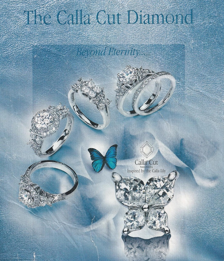 11 best Beautiful wedding rings images on Pinterest White gold