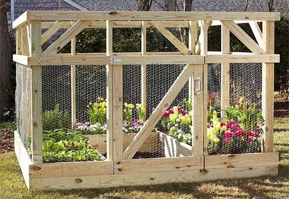 42 Free DIY Raised Garden Bed Plans