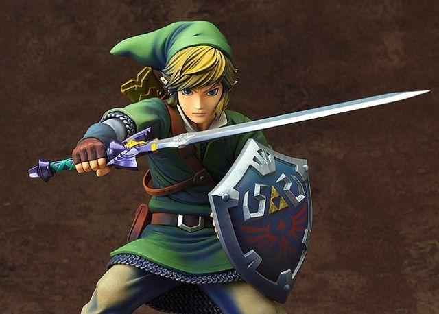 Zelda: Figurine Link par Good Smile Company :http://www.geekilaz.com/zelda-figurine-link-good-smile-company/