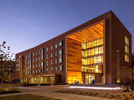 Westfield State University Hall - ADD Inc