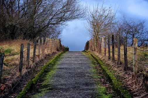 Drymen-Scotland-path