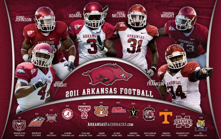 arkansas razorbacks football | arkansas razorbacks schedule 2011 footba 2011