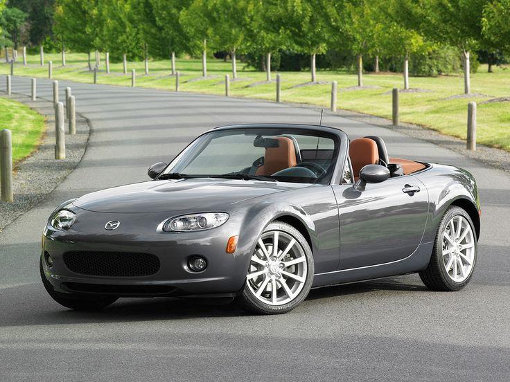 I know this is a car, but that's what I call my little Mazda; Marilyn Mazda!   Love this car.