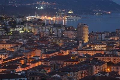 La Spezia... my Italian home.  Spent 6 months of my life here.  Quanto mi manca!