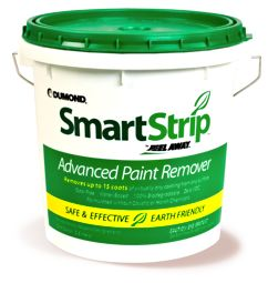 Smart Strip - strip paint and finish without harsh chemicals, sanding or all the other annoying things about refinishing/painting furniture
