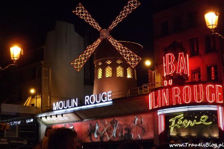 Paris - Moulin Rouge http://www.travelsblog.pl/francja-paryz-relacja-z-podrozy/