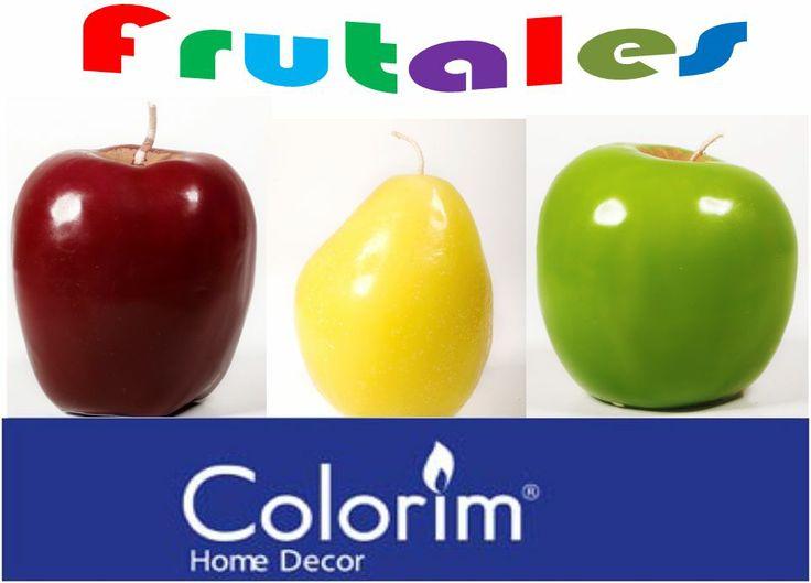 Velas Frutales COLORIM.