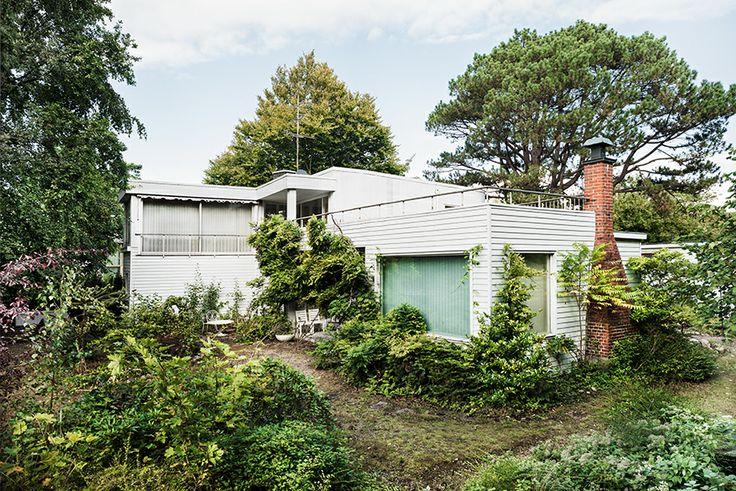 Bukowskis Real Estate: Josef Franks Villa Wehtje - en modernistisk ikon