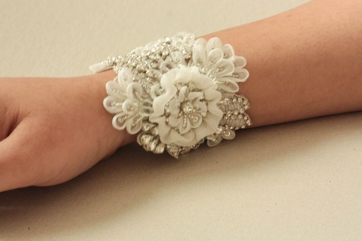 Bridal jewelry - Bello bracelet from MillieIcaro