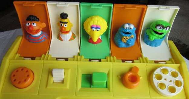 If You Were A Kid In The 80s, You HAD To Have These 27 Toys. #13 Looks A Bit Creepy Now
