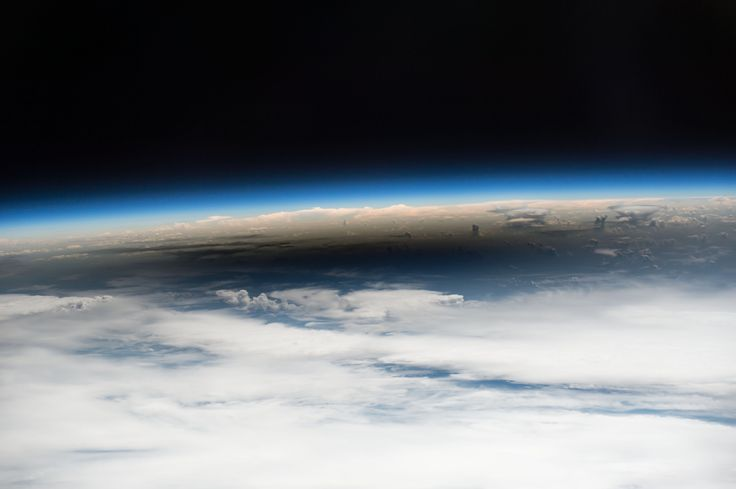 The Eclipse 2017 Umbra Viewed from Space #NASA #ImageoftheDay