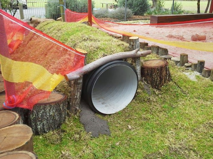 Hobbit Holes (and lots of other awesome outdoor ides!)