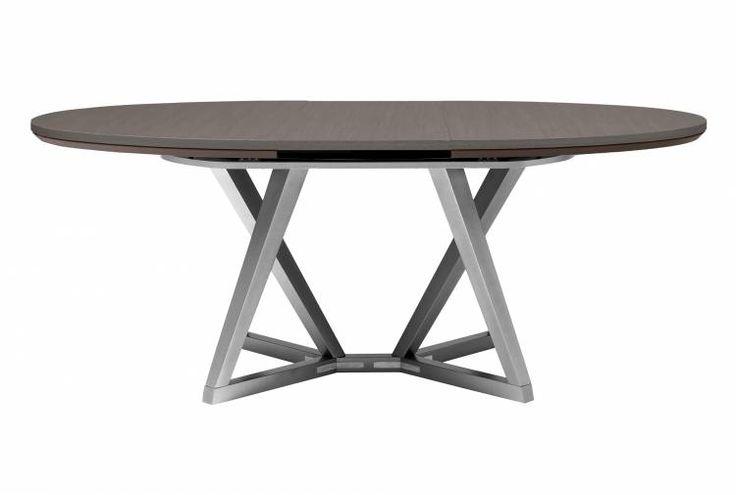Table ovale chene gris (Chêne gris) Setis