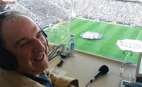 Narrador fez história no rádio: Voz marcante do título de 77, Osmar Santos vai à Arena Corinthians