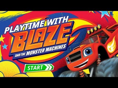 blaze and the monster machines race to the rescuekids gamescar games