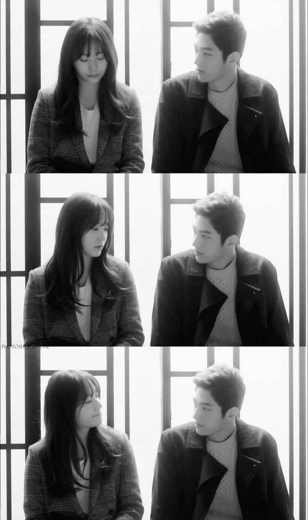 why do they look so goof together ;___; #krystal #myungsoo #kpop