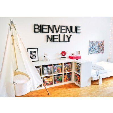 1000 id es sur le th me rangement des jouets d 39 enfant sur pinterest organisation de jouets. Black Bedroom Furniture Sets. Home Design Ideas