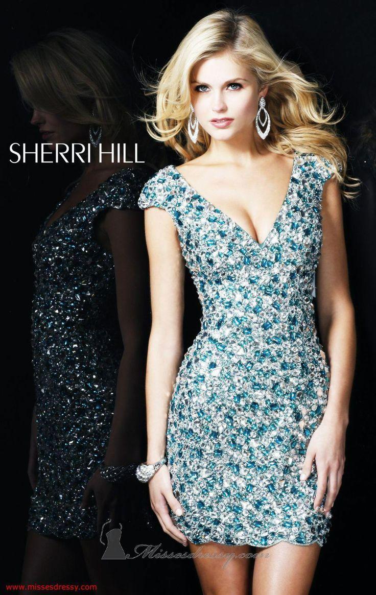 215 best Shopping - Dresses - Sherri Hill images on Pinterest ...