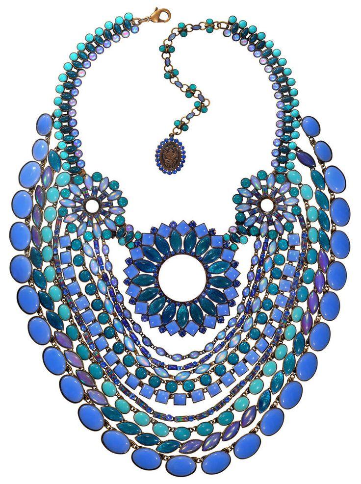 Halskette Collier Kollektion 'Ethnic Mosaic'