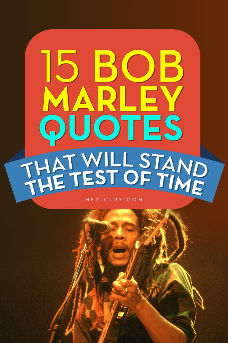 Bob Marley Short Quotes: 17 Best Images About Best Quotes On Pinterest