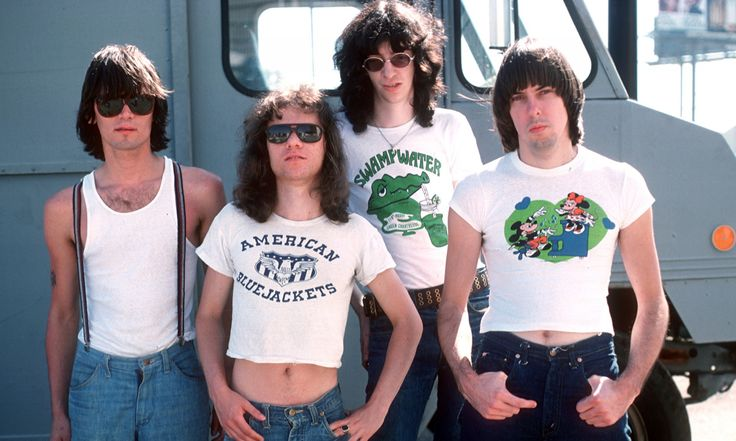 Tommy Ramone, the last original Ramone, dies aged 62 | Music | The Guardian
