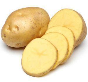 Wie man rohe Kartoffel für Augenringe unter Augen benutzt   – random