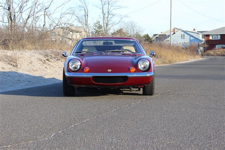 Classic 1973 lotus Europa Special for sale in Connecticut with Classic & Sports Car Classifieds, the UK's best online classic car classifieds.